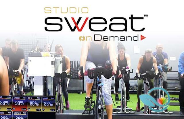 Studio sweat on demand