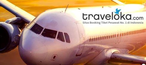 gambar traveloka, cari harga tiket pesawat, booking tiket dengan harga murah