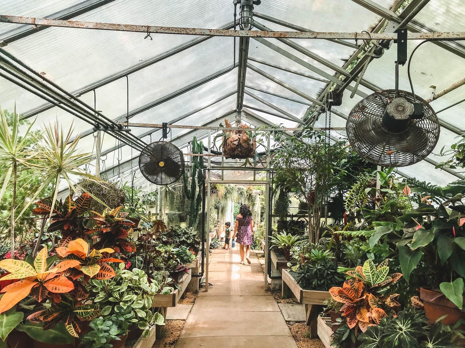 Visiting Deep Cut Gardens New Jersey