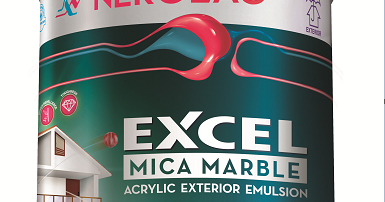 Kansai Nerolac Introduces Excel Mica Marble Pocket News