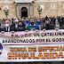 Apoyando a los agentes de la Guardia Civil y de la Policía Nacional  destinados en Cataluña
