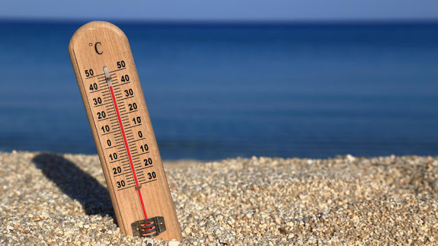 Υψηλές οι θερμοκρασίες και σήμερα στην Αργολίδα - Τι κατέγραψαν οι σταθμοί της ΕΜΥ