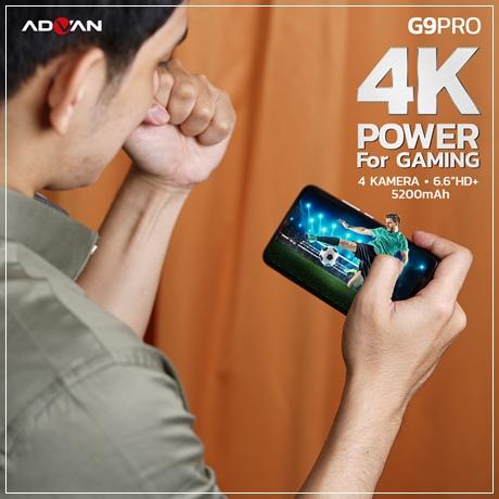 KEunggulan ADVAN G9 Pro