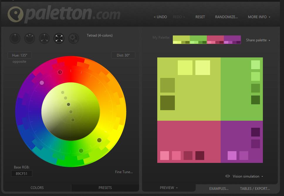 到這裡找色彩設計靈感!12個設計師必備配色表網站