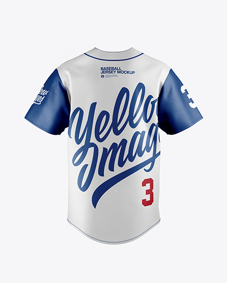 Download 40+ Best Baseball Jersey Mockup Templates | Graphic Design ...