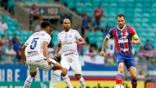 Bahia vence o CSA com gol no fim, com Arthur Caíke