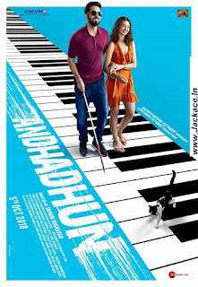Andhadhun First Look Poster 4