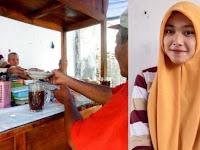 Cerita Sarjana Muda Cantik, Memutuskan Jualan Nasi Sayur, Singkirkan Gengsi Demi Memenuhi Kebutuhan