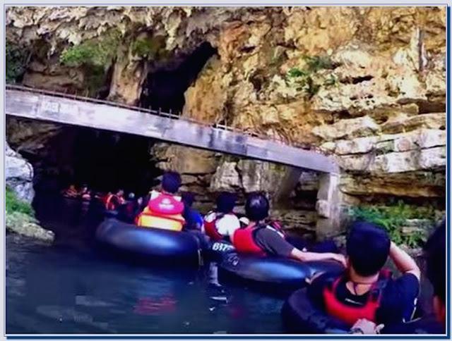 Harga Tiket Masuk Wisata Goa Pindul Jogja