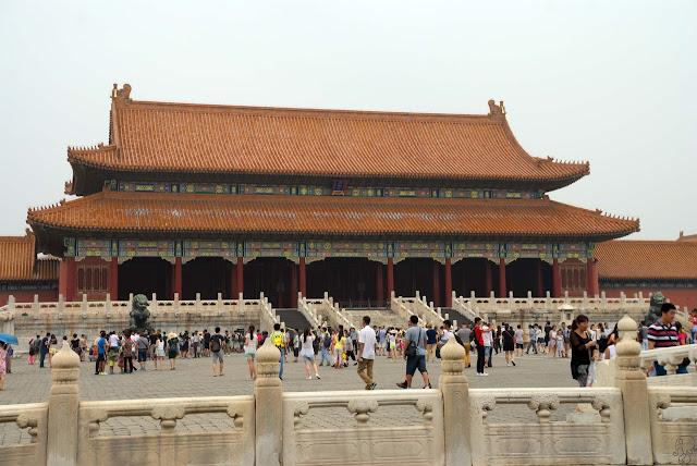 Luogo da evitare in Cina, Citta Proibita di Pechino