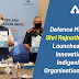 Defence Minister Shri Rajnath Singh Launches Naval Innovation and Indigenisation Organisation (NIIO)