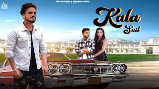 Kala Suit Lyrics- Rukhe Rockstar