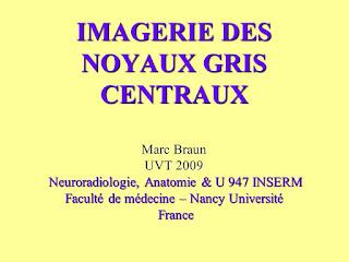 IMAGERIE DES NOYAUX GRIS CENTRAUX .pdf