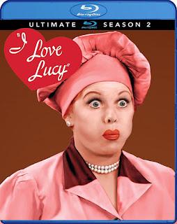 I Love Lucy – Temporada 2 [5xBD25] *Con Audio Latino
