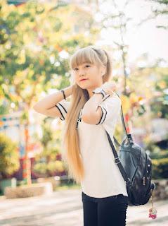 Gái xinh facebook Cherry Nguyễn