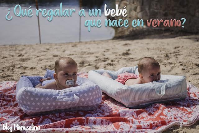 blog mimuselina ideas regalo recién nacido en verano