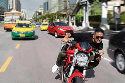 Akshay Kumar Upcoming Movie SOORYAVANSHI in 2020