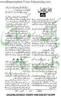Dhool ka phool by Saba Noor Online Reading