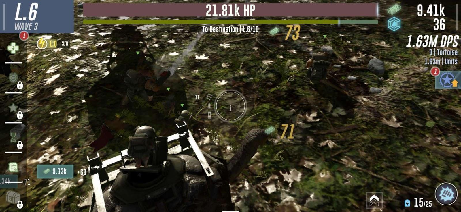 War Tortoise 2 Apk