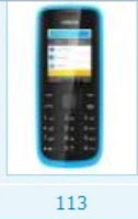 Nokia 113 all firmware versions