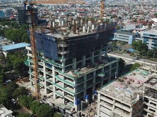 Pembangunan Maritime Tower IPC Capai 47, 42 Persen, Peminat Ruang Komersial Tinggi