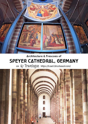 Speyer Cathedral Frescoes Architecture Pinterest