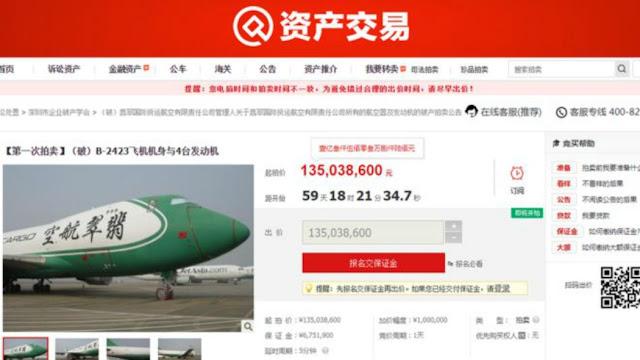 Buongiornolink - Il sito cinese in cui poi comprare di tutto, anche un Boeing 747