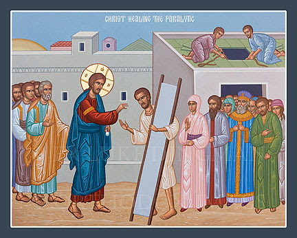 Overcoming Paralysis Through Humility: Homily for the Second Sunday of Lent in the Orthodox Church