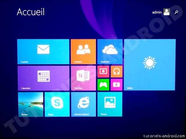 Interface Windows