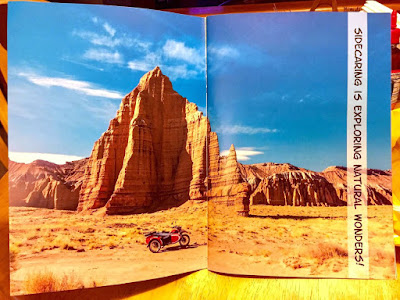 Published in Sidecar-Traveller Magazine
