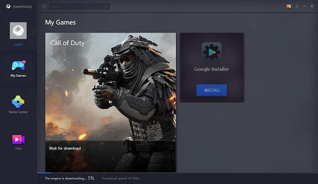 Cara Install Call of Duty Mobile di PC dengan GameLoop