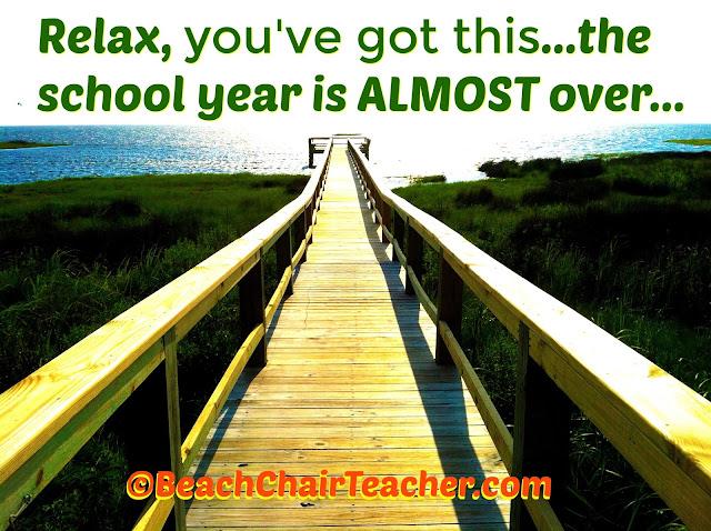 Beach Chair Teacher Blog