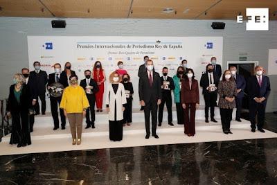 Foto: EFE / Prêmio Rei da Espanha