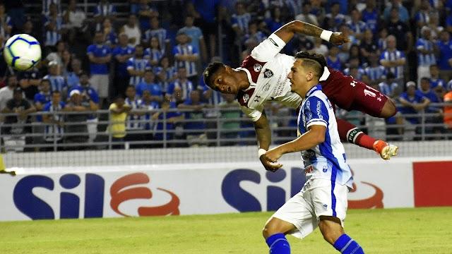 Fluminense na Fronteira
