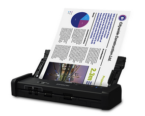 Epson WorkForce ES-200 Driver Windows 10