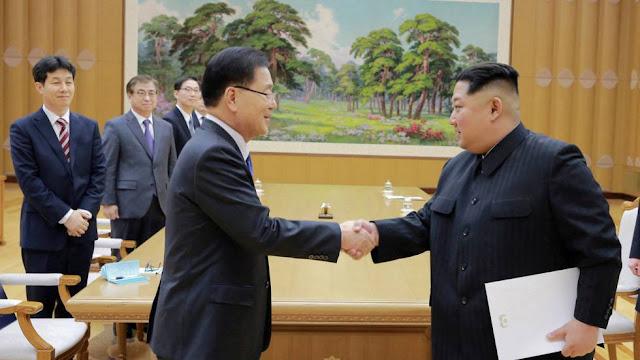Coreanos en acción