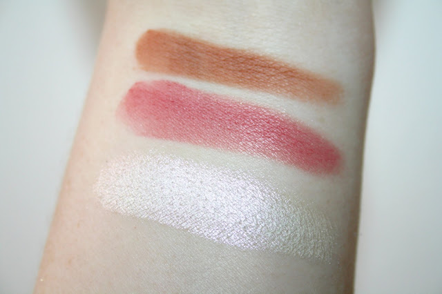 theBalm Alternative Rock Face Palette Volume 1 Swatching