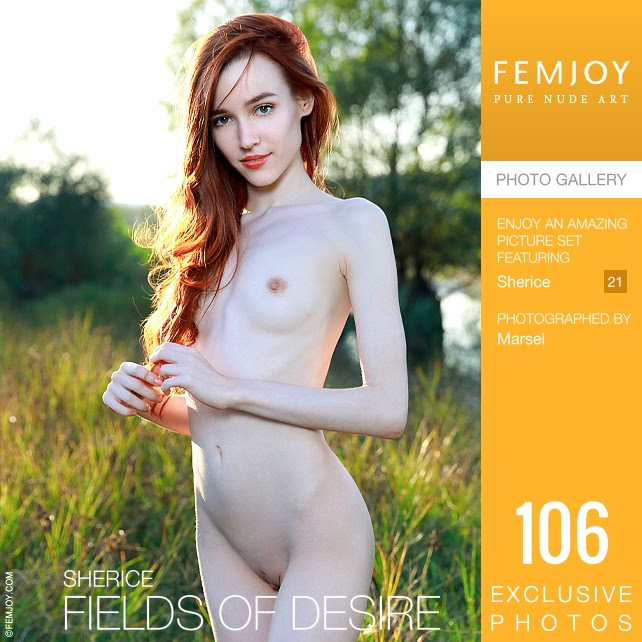 [FemJoy] Sherice - Fields Of Desire