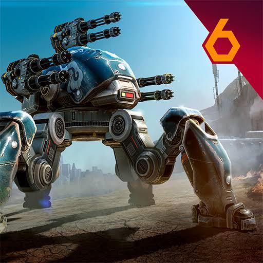 War Robots v6.3.2 Apk Mod [Munição Infinita]
