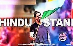 Hindustani Song Lyrics-Full video-Varun Dhawan-Street Dancer 3D