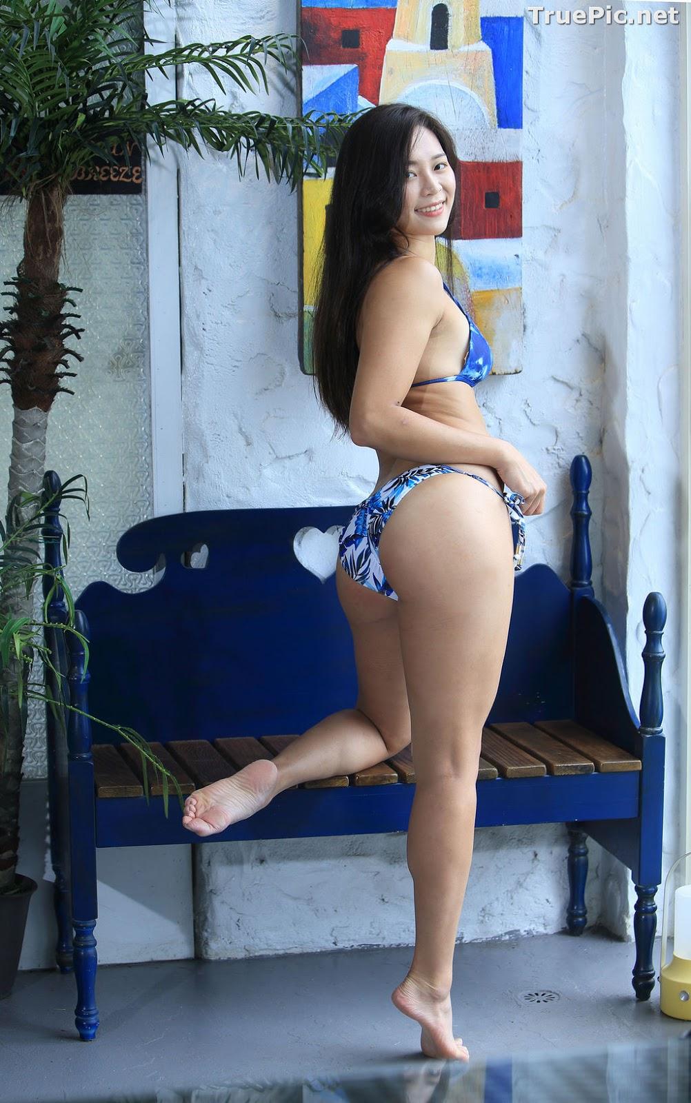 Image Taiwanese Model - Shelly - Beautiful Bodybuilding Bikini Girl - TruePic.net - Picture-30