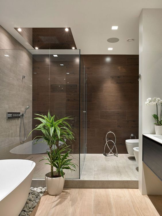 trendy bathroom interior design to try