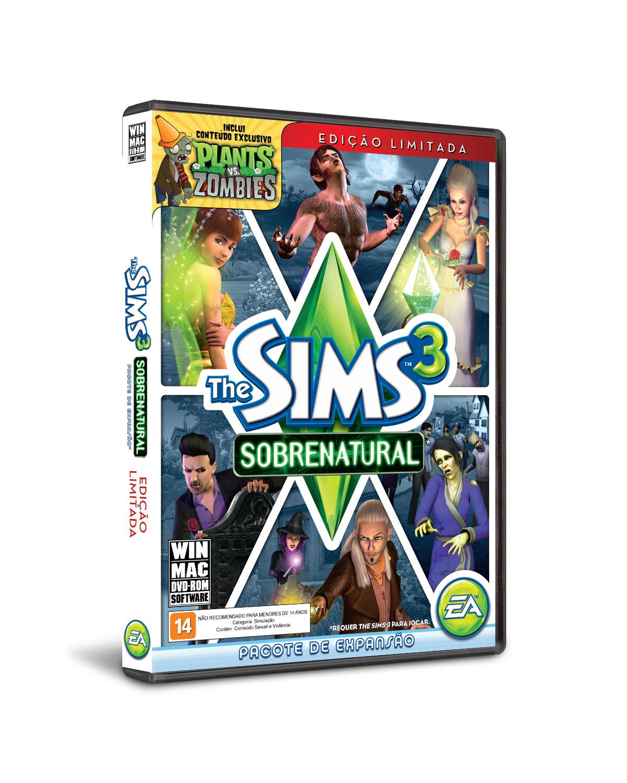 Sims 3 Supernatural Crack