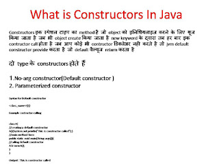 What is Constructors In Java How To Learn Java Programming In This Article You will Learn EAsy And Fast how to learn java with no programming language Best Site To Learn Java Online Free java language kaise sikhe Java Tutorial learn java codecademy java programming for beginners best site to learn java online free java tutorial java basics java for beginners how to learn java how to learn java programming how to learn java fast why to learn java how to learn programming in java how to learn java with no programming experience how to learn java programming for beginners
