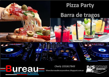 Pizza Party  + Barra Nacional