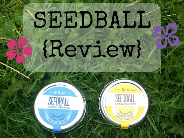 Seedball - A Simpler Way To Grow From Seed {Review}