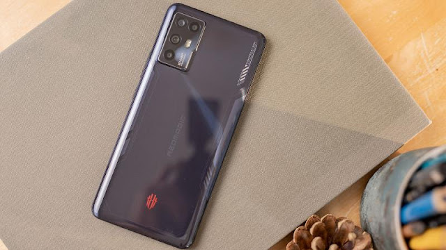 Nubia Red Magic 6R Review