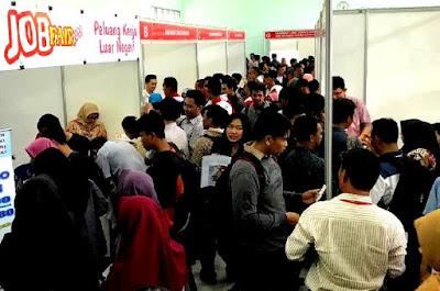 Tips Ampuh dapat Pekerjaan di Job Fair
