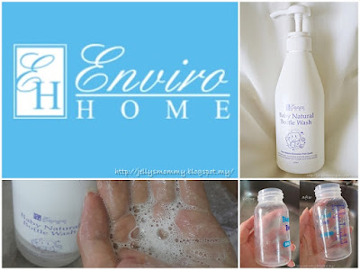 EnviroHome Baby Natural Bottle Wash