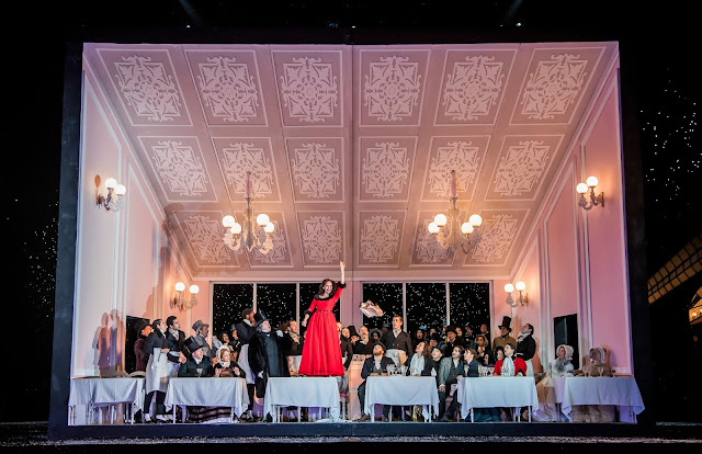 Puccini: La Bohème - Royal Opera ((C) ROH 2020. Photo by Tristram Kenton)